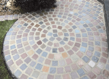 Example of Patio Project