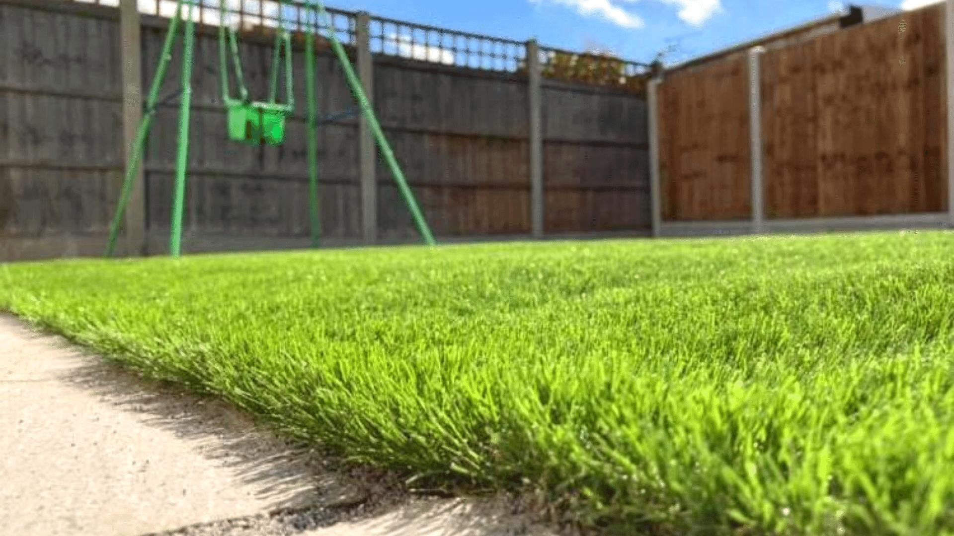 Artificial Grass: Residential